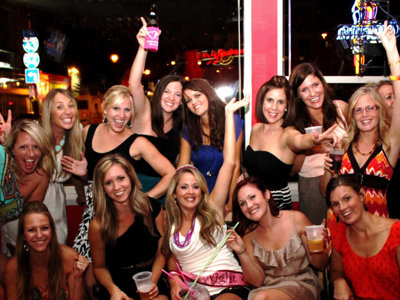 Milwaukee's best bar for bachelorette party/girls' night out, 2015
