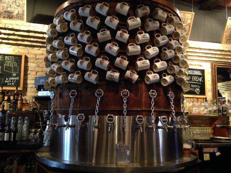 Milwaukees Best Bar In A Restaurant 2014 Onmilwaukee