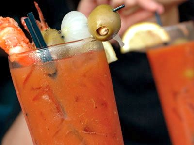 Milwaukee's best Bloody Mary, 2012: The Wicked Hop
