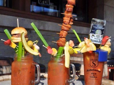 Milwaukee's best Bloody Mary, 2016