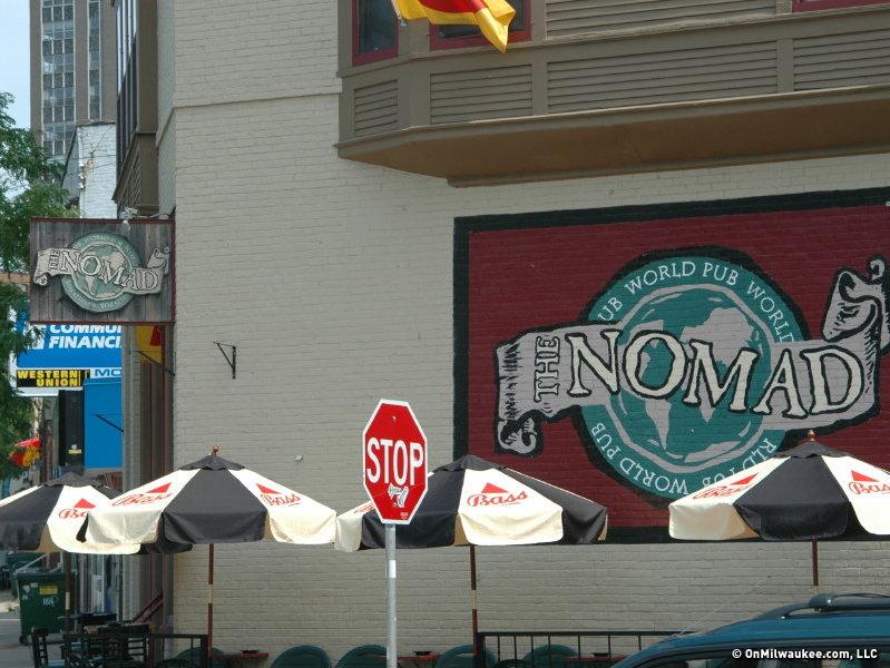 The Nomad Pub