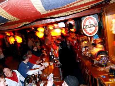Milwaukee's best bar on or near Brady Street, 2010: Wolski's Tavern