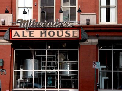 Milwaukee's best brew pub, 2009: Milwaukee Ale House