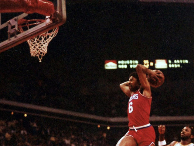 Julius Erving could not be convinced to leave the ABA for Milwaukee.