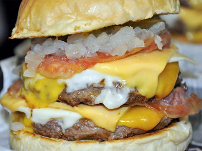 Milwaukee's best burger, 2013