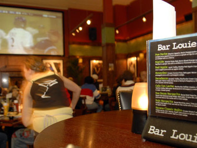 Milwaukee's best chain bar, 2010: Bar Louie