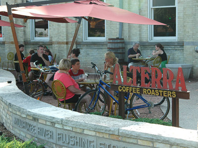 Milwaukee's best coffee shop / caf�, 2009: Alterra Image