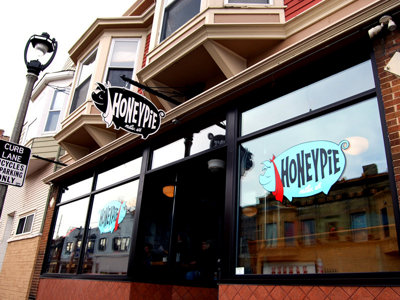 Milwaukee's best desserts, 2011: Honeypie