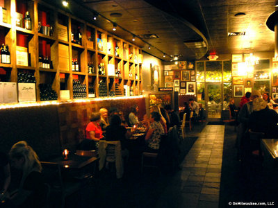 Best bar for a first date, 2012: Balzac