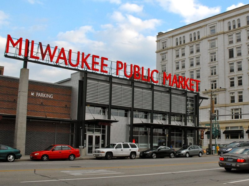Milwaukee's best venue for food, 2010: Milwaukee Public Market - OnMilwaukee