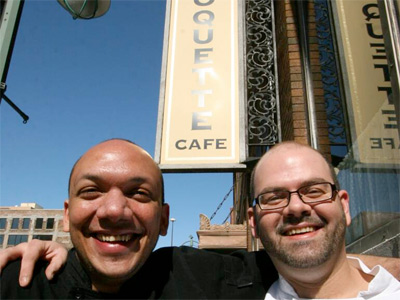 Milwaukee's best French, 2010: Coquette Cafe