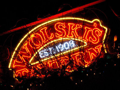 Milwaukee's best bar gimmick, 2012: Wolski's
