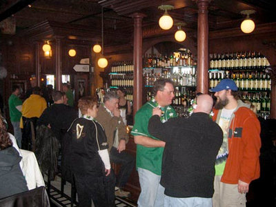 Best new bar, 2009: Trinity Three Irish Pubs