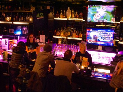 Milwaukee's best new bar, 2014: 42 Lounge