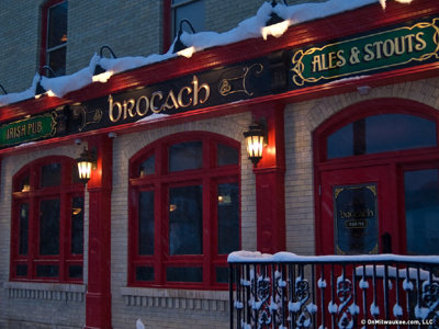 Milwaukee's best new restaurant, 2008: Brocach