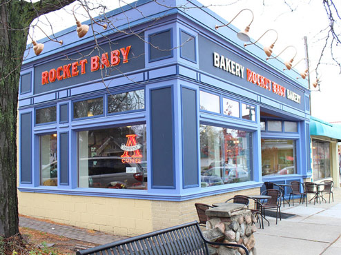 milwaukees best bakery of 2015 - Blue Restaurant 2015