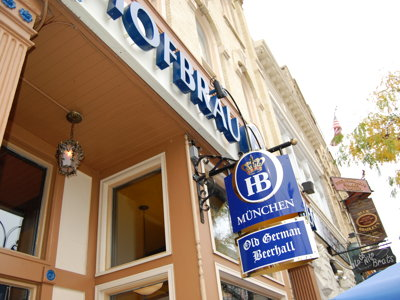 Milwaukee's best Downtown bar, 2010: Old German Beer Hall