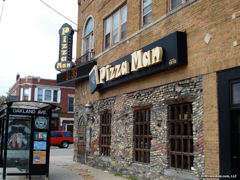 Milwaukee S Best Pizza 2008 Pizza Man Onmilwaukee