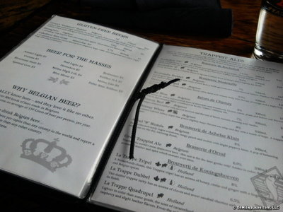 Best restaurant beer list, 2011: Cafe Hollander