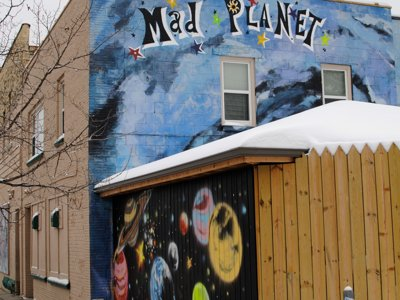 Milwaukee's best Riverwest bar, 2011: The Mad Planet