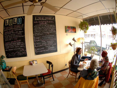 Milwaukee's best sandwiches, 2009: Cafe LuLu