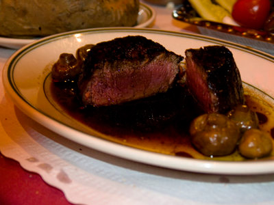 Milwaukee's best steak, 2009: Five O'Clock Steak House