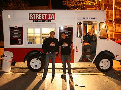 Milwaukee's best street food, 2011: Streetza - OnMilwaukee