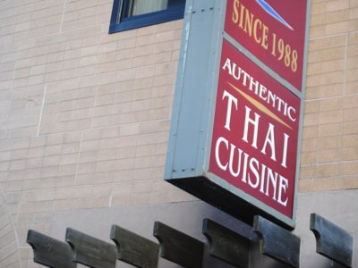 Milwaukee's best Thai, 2012
