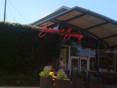 Milwaukee's best vegetarian cuisine, 2011: Beans & Barley