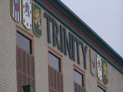 Best bar near / on Water Street, 2010: Trinity Three Irish Pubs