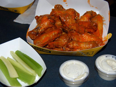 Best wings, 2011