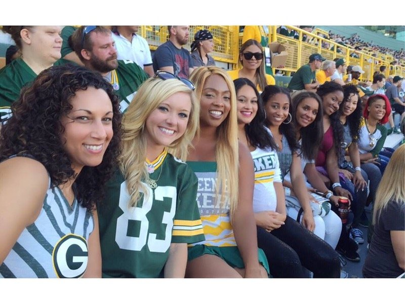 Packers Wives Star On Fourth Season Of Quot The Better Half