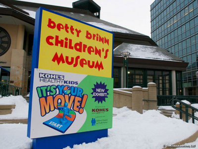 Betty Brinn Children's Museum debuts new