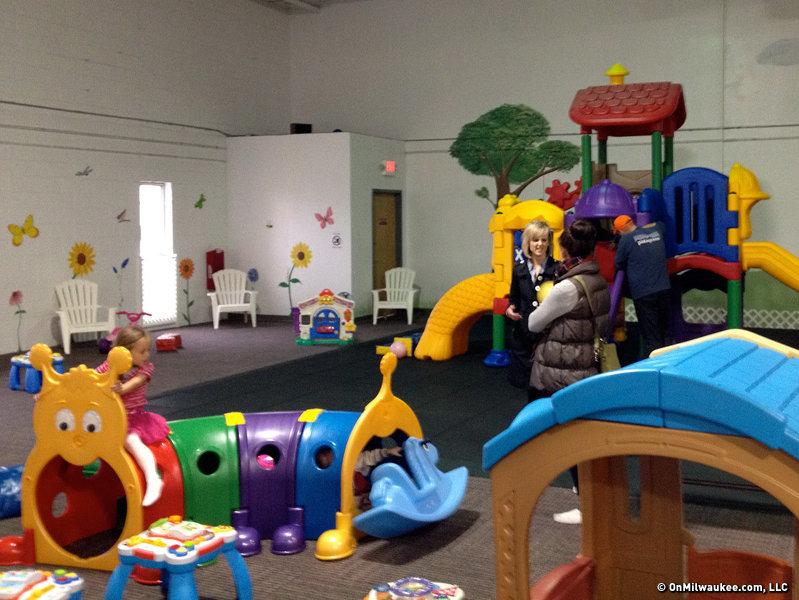 The Big Backyard Brings Kid Fun Indoors Onmilwaukee