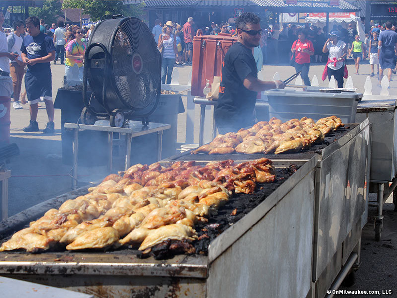Ten Vendors Will Be Serving Up Their Best Barbeque At The Inaugural Gig Bbq On Sept 4