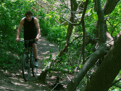 Bike to Work Week: The Milwaukee River trails