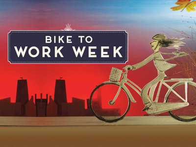Bike to Work, May 10-18 Image