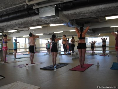Bikram Yoga in Brookfield