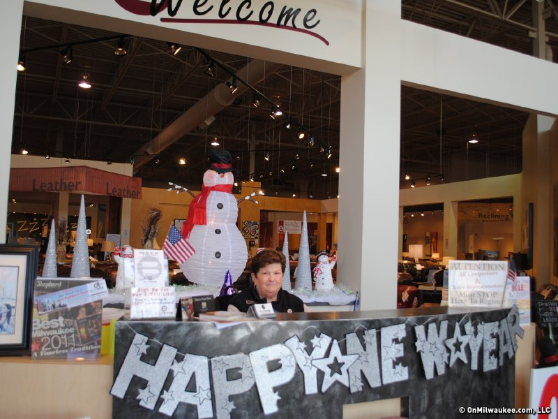 Charmant Biltrite Customers Are Often Greeted By Honey Scott, 5 Year Employee.