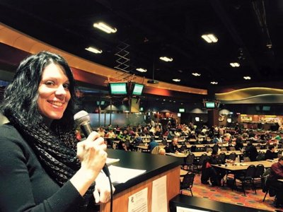 Bingo raises big bucks for kids
