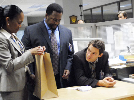 """The Wire"" ran for five seasons from 2002-2008."