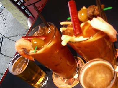 Take the Milwaukee Challenge: The Wicked Hop vs. Trocadero's Bloody Marys