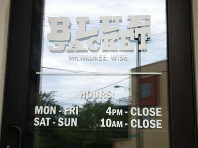 Celebrating the Third Coast: Blue Jacket opens in Walker's Point