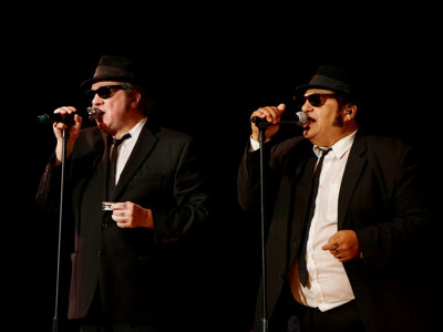 Blues Brothers tribute band hits all the right notes