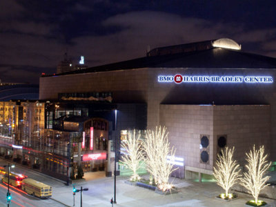 Go behind the scenes at BMO Harris Bradley Center free public open house Oct. 7