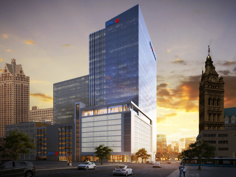 BMO announces new Downtown office tower Image