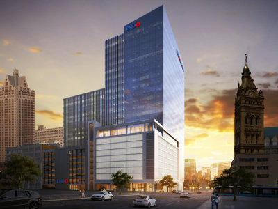 New BMO office tower Image