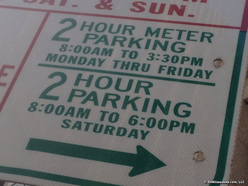 Parking is the biggest reason why certain locations can't succeed around the BMO Harris Bradley Center.