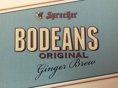 Sprecher brews BoDeans Original Ginger Beer to celebrate band's anniversary
