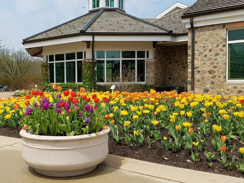 Boerner Botanical Gardens Opens For The Season April 27 Onmilwaukee